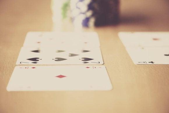 Nyborjare Texas holdem poker